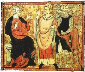 Young King Henry and Becket